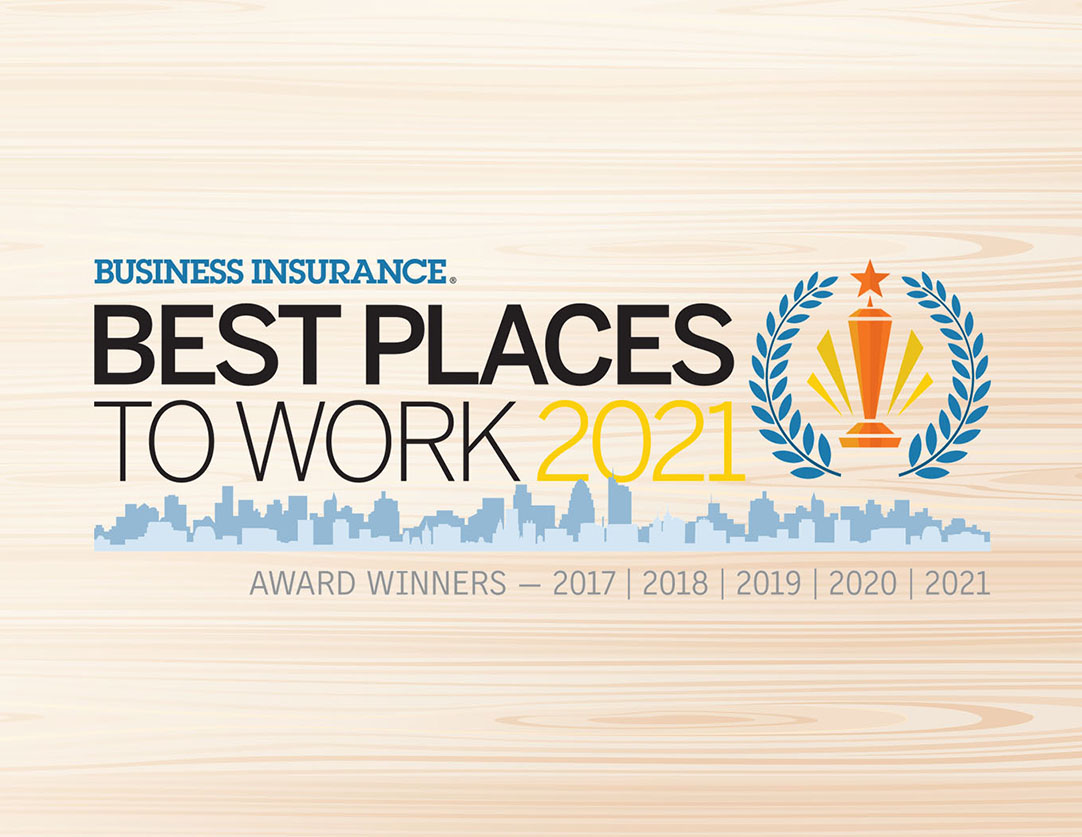 Business Insurance Best Places to Work 2021